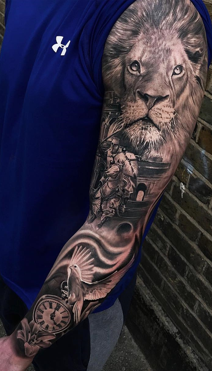 Fotos-de-tattoo-de-braço-fechado-2