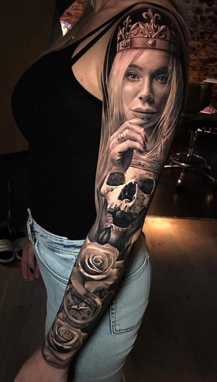 Tatuagem-de-braço-fechado-feminina-8