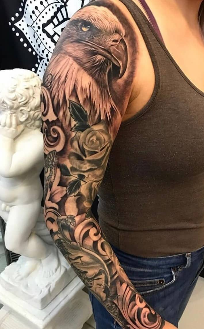 braço-fechado-de-tatuagens-femininas-fotosetatuagens-1