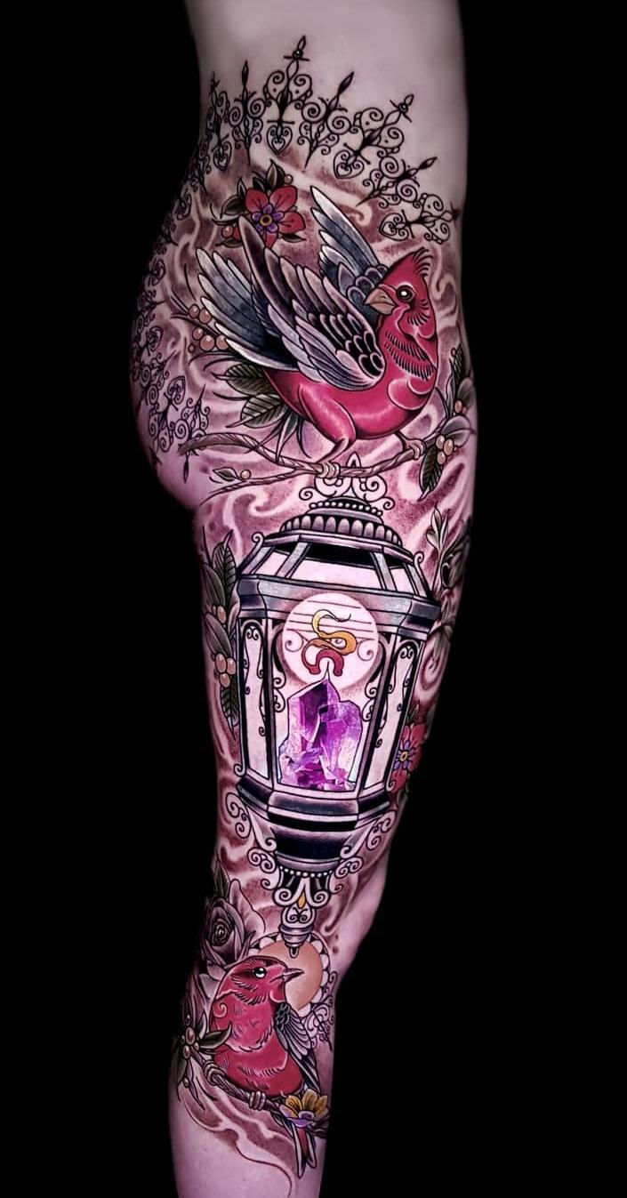 Fotos-de-tatuagens-femininas-na-perna-16