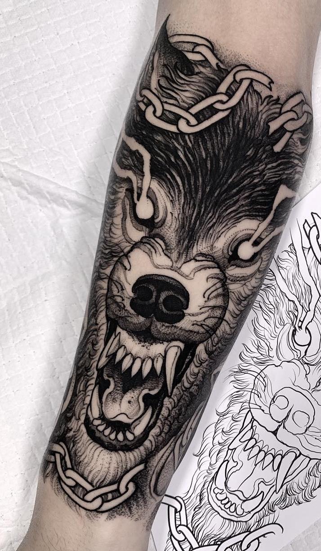 Tatuagem-de-lobo-3