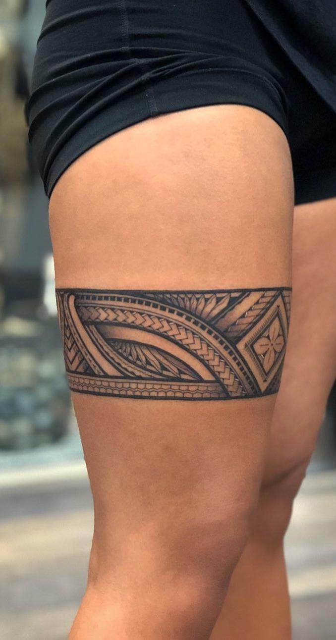 80 Fotos De Tatuagens Femininas Na Perna Para Se Inspirar