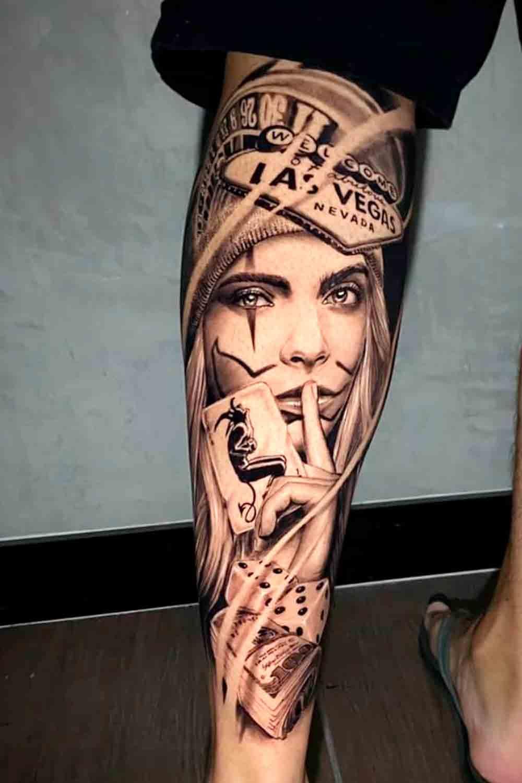 Tatuagens-masculinas-na-perna-9