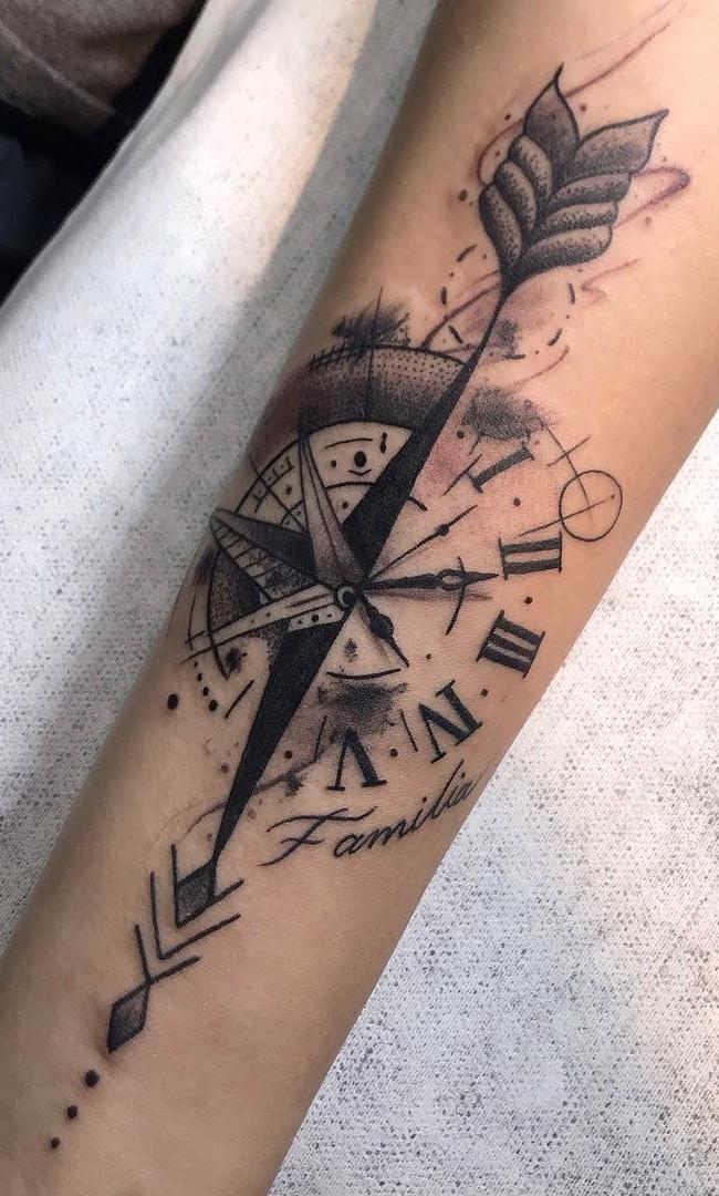 fotos-de-tatuagens-de-rosa-dos-ventos