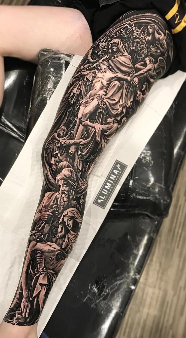 perna-fechada-de-tatuagem