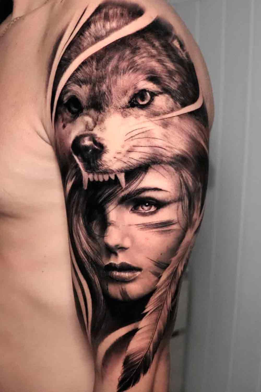 tatuagem-de-lobo-4
