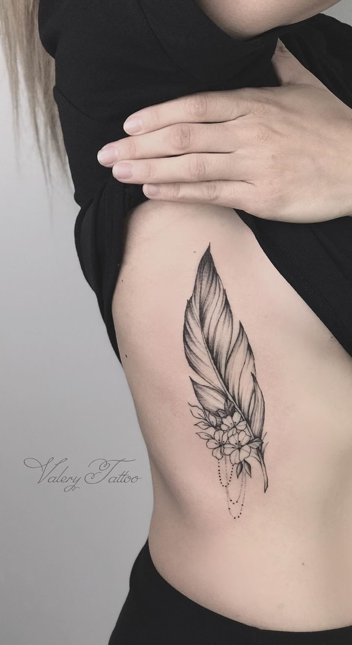 Tattoo De Pena Feminina No Braço Affiliate Rockets