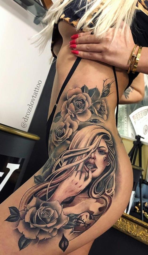 tatuagem-na-coxa