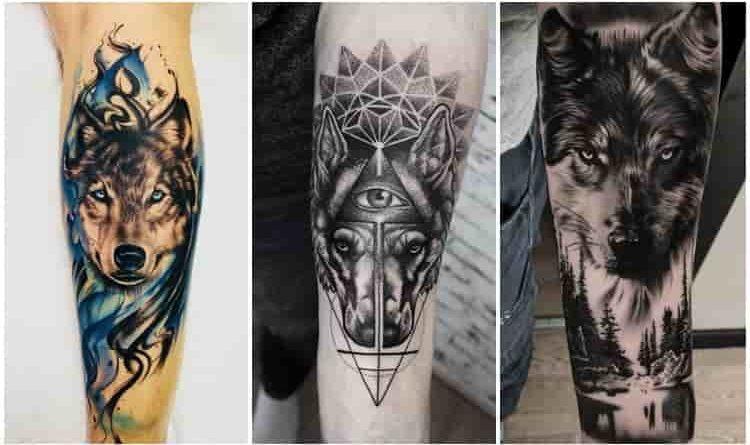 60 Tatuagens De Lobo Para Você Se Inspirar 2019 Fotos E