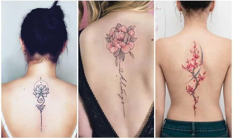 20 Tatuagens Femininas Nas Costas Para Se Inspirar Fotos E