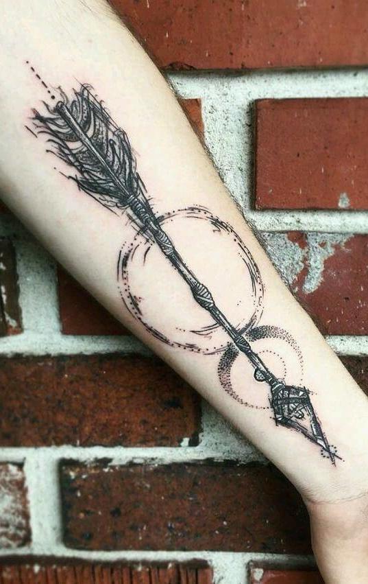 Fotos-de-tatuagens-de-flechas-15