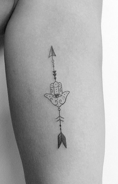 Fotos-de-tatuagens-de-flechas-3
