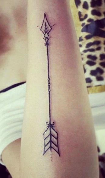 Fotos-de-tatuagens-de-flechas-8