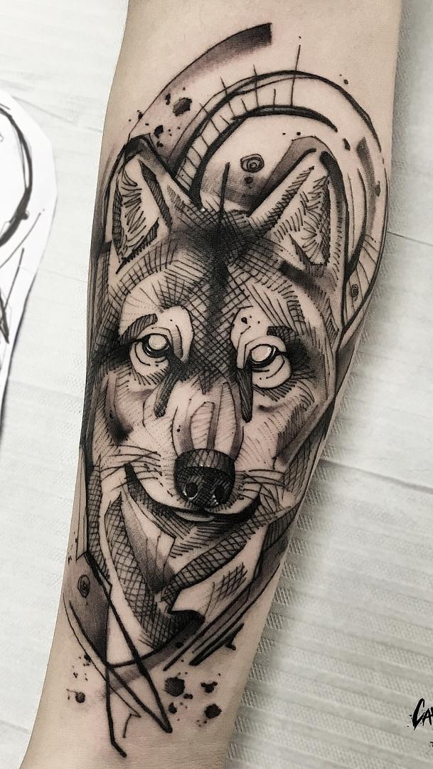 Fotos-de-tatuagens-de-lobo-Fotos-e-Tatuagens-4