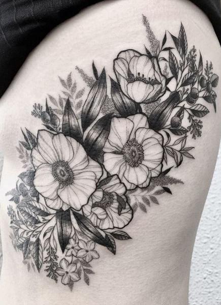 Fotos-de-tatuagens-femininas-na-costela-30