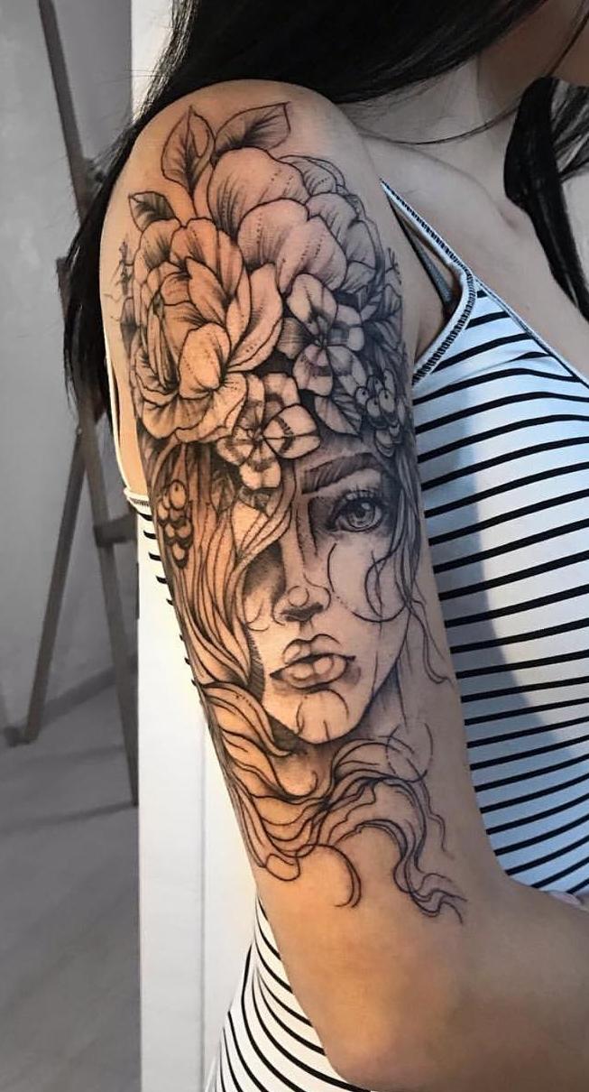 Tatuagem-feminina-no-braço