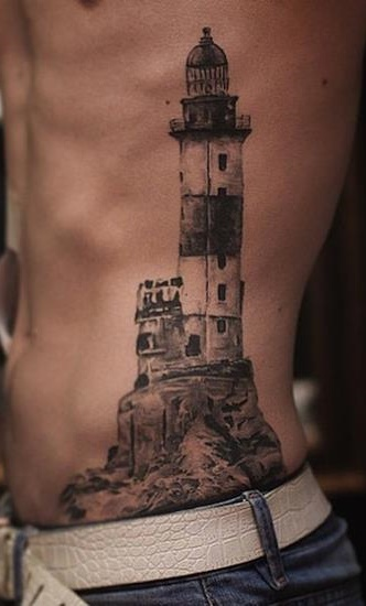 Tatuagem-masculina-na-costela-30