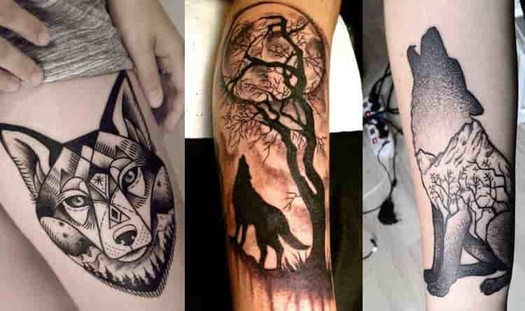 d1a9d4fc9 40 Fotos de tatuagens de lobo para se inspirar - Fotos e Tatuagens