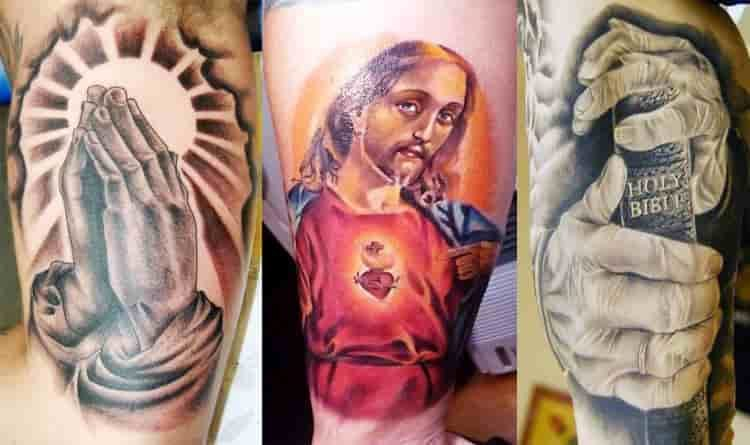 40 Fotos De Tatuagens Religiosas Para Se Inspirar Fotos E