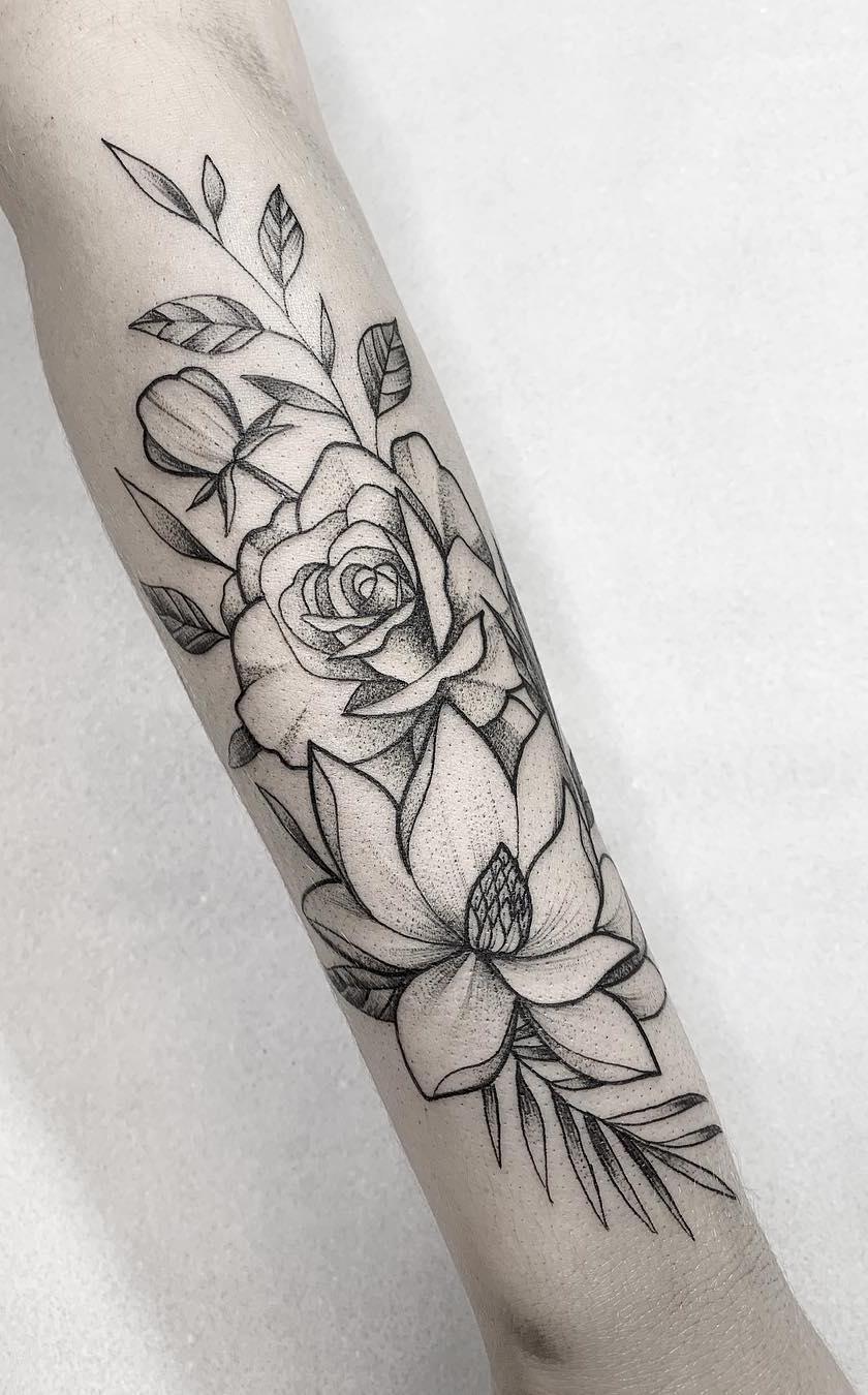 tatuagem-feminina-no-braço-3