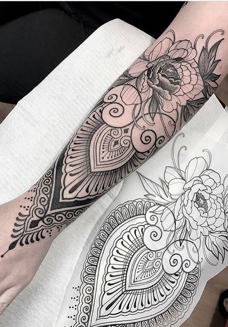 tatuagem-feminina-no-braço-5