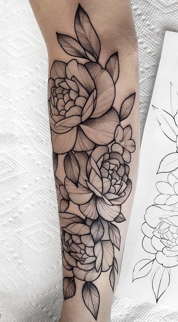 tatuagem-florida-no-antebraço-3