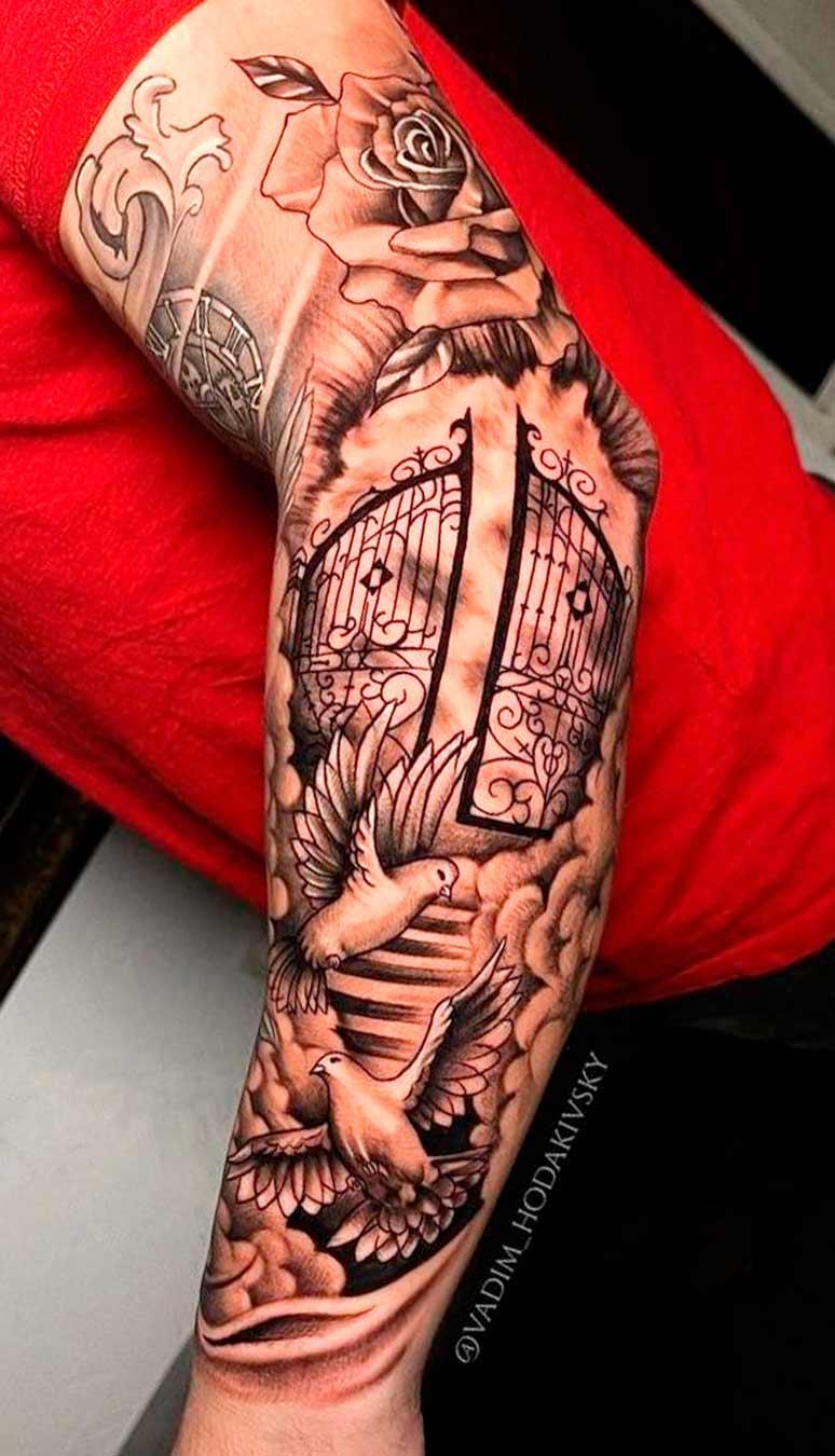 tatuagem-religiosa-porta-do-ceu