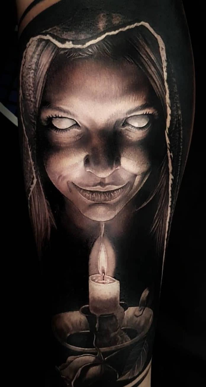 Tatuagem-de-terror