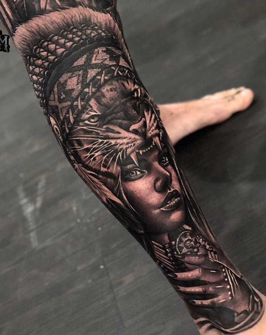 Tatuagem-masculina-na-perna-14