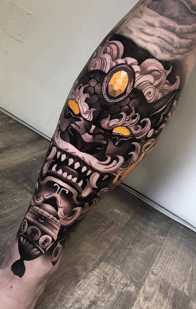 Tatuagem-masculina-na-perna-16