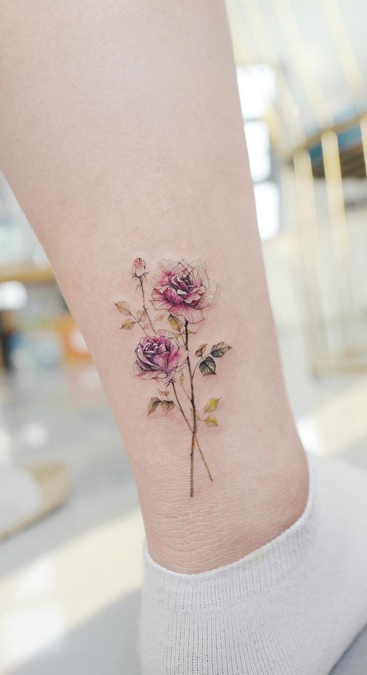 tatuagem-feminina-no-tornozelo-5