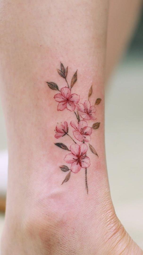 tatuagem-feminina-no-tornozelo-8