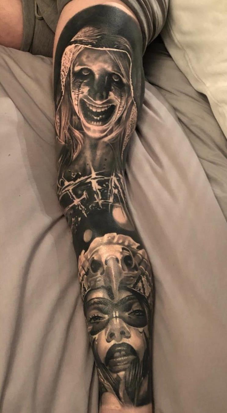 Fotos-de-tatuagens-masculina-na-perna-16