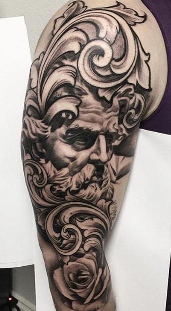 Fotos-de-tatuagens-masculinas-no-braço-12