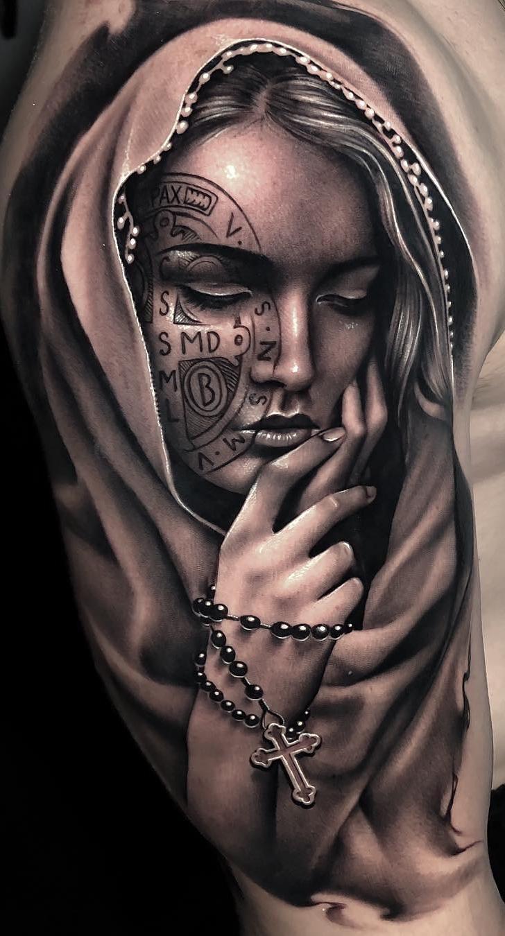 Fotos-de-tatuagens-masculinas-no-braço-14