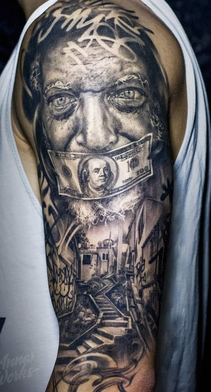 Fotos-de-tatuagens-masculinas-no-braço-15