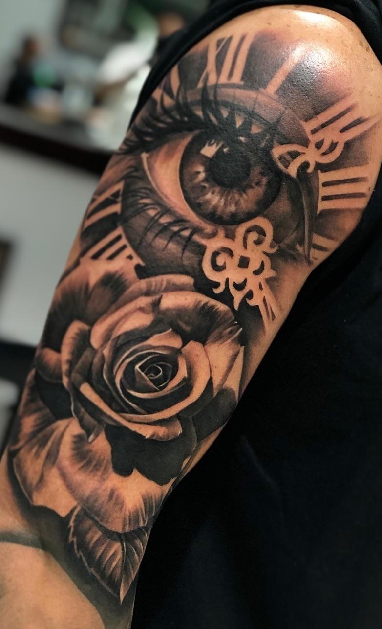 Fotos-de-tatuagens-masculinas-no-braço-16