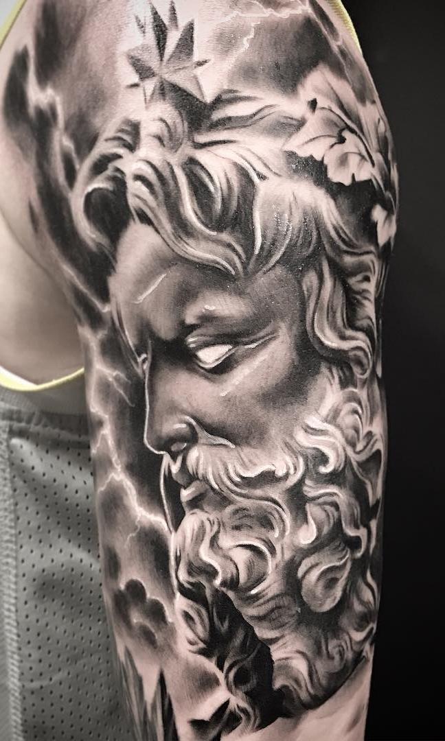 Fotos-de-tatuagens-masculinas-no-braço-17
