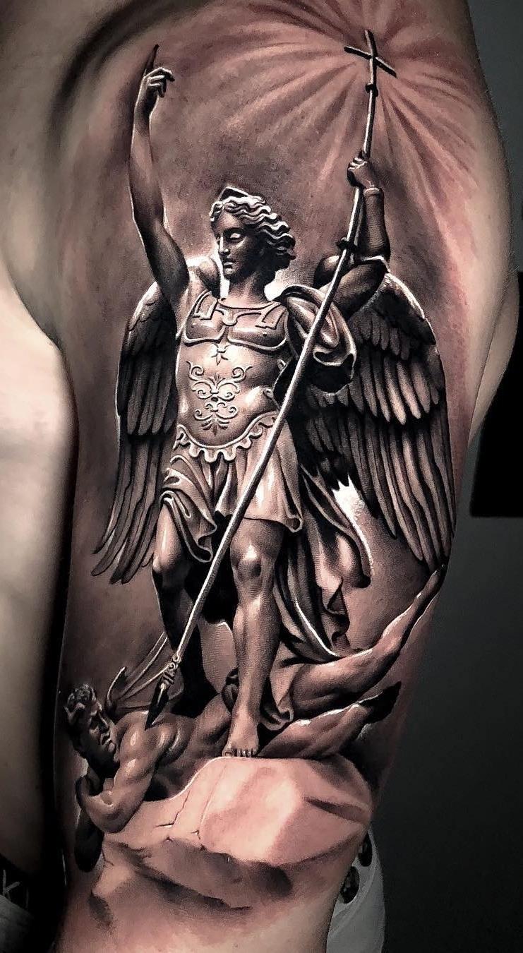 Fotos-de-tatuagens-masculinas-no-braço-21
