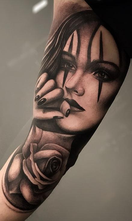 Fotos-de-tatuagens-masculinas-no-braço-28