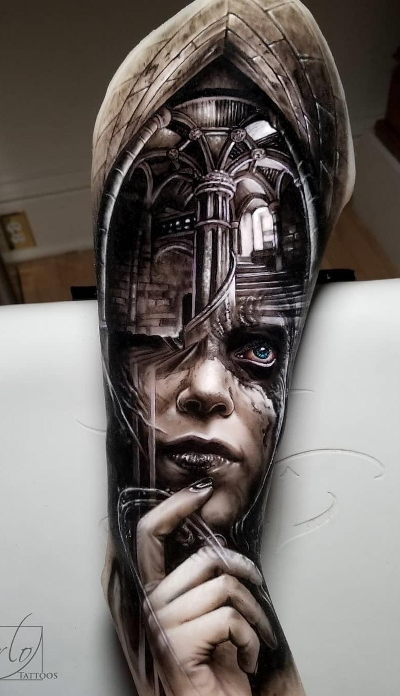 Fotos-de-tatuagens-masculinas-no-braço-29