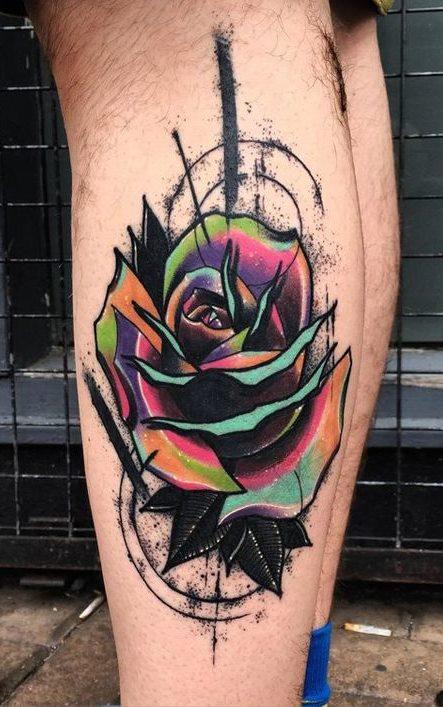 Tatuagem-masculina-na-perna-11
