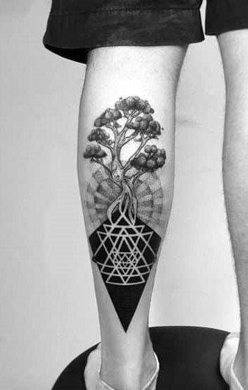 Tatuagem-masculina-na-perna-3