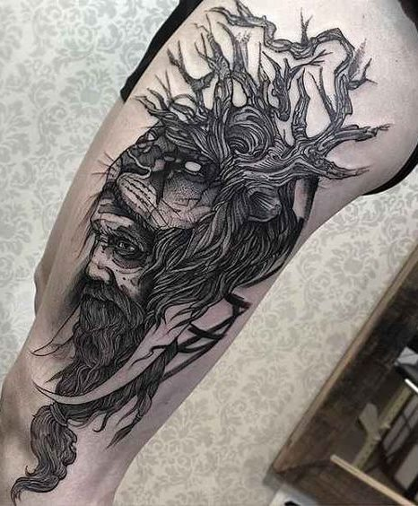 Tatuagem-masculina-na-perna-7