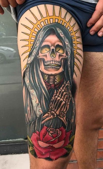 Tatuagem-masculina-na-perna-8