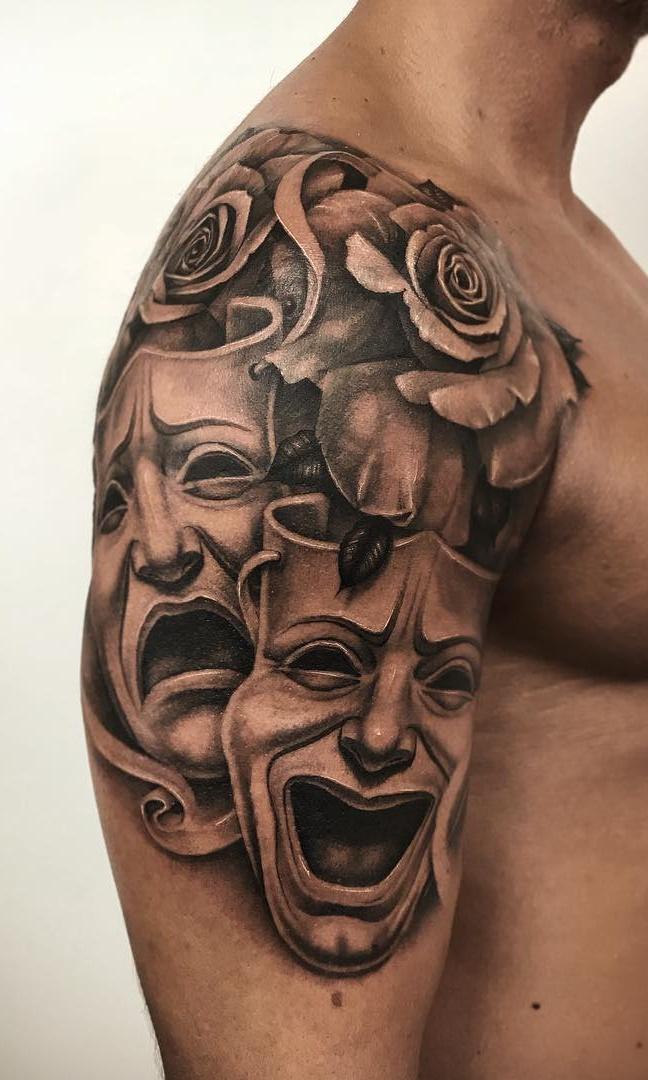 Tatuagem Na Costela Masculina Chora Agora Ri Depois Mmod