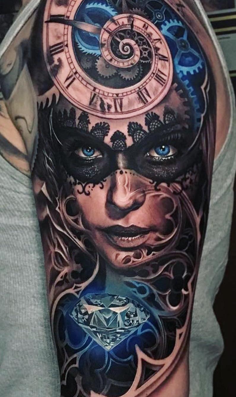 Tatuagens-Masculinas-no-braço