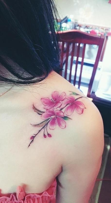 45 Tatuagens Femininas No Ombro Para Se Inspirar Fotos E