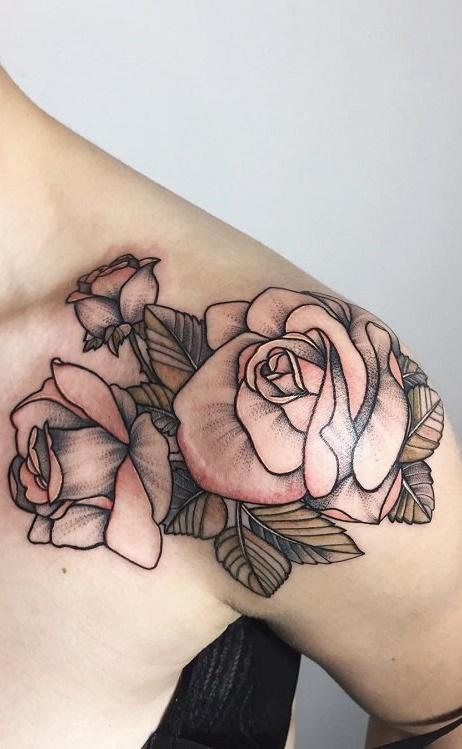 Tatuagens-femininas-no-ombro-16