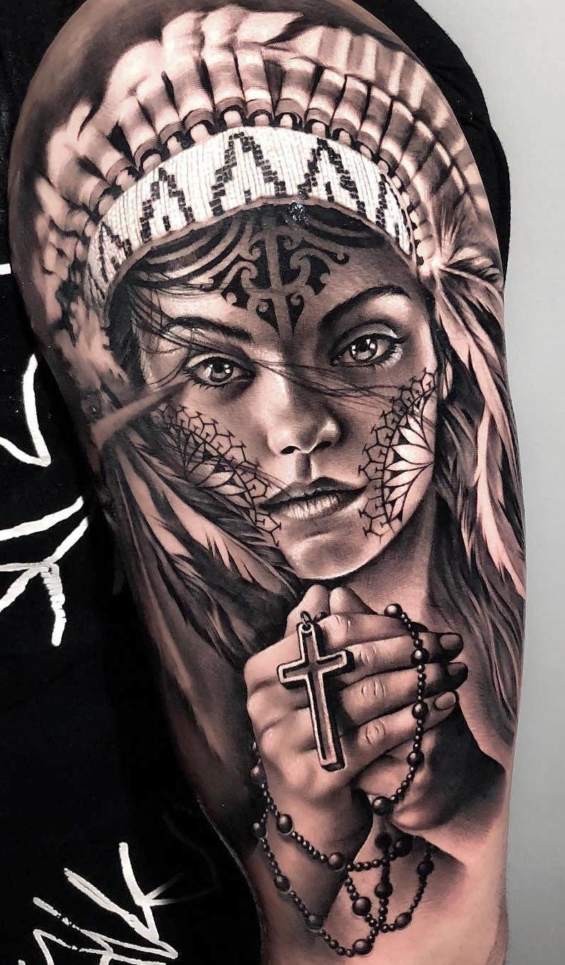 Tatuagens-na-parte-superior-do-braço-10